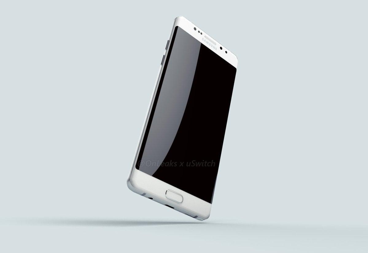 Tabletowo.pl Nie wierzyliście, że Galaxy Note 7 będzie w wersji Edge? Teraz uwierzycie! Android Plotki / Przecieki Samsung Smartfony