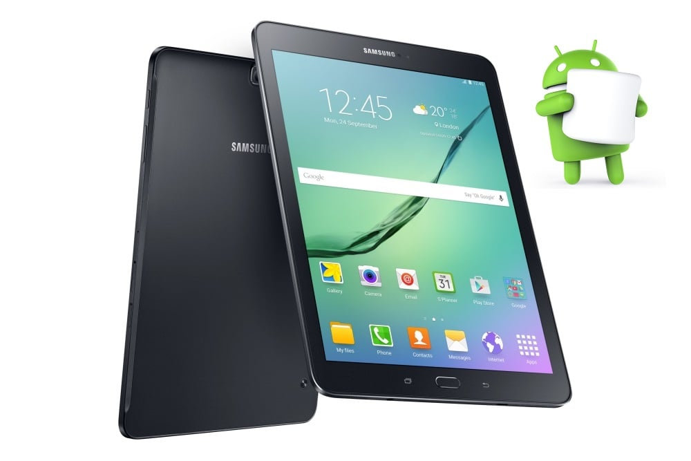 Samsung Galaxy Tab S2 8.0 SM-T715 LTE Android 6.0.1 Marshmallow