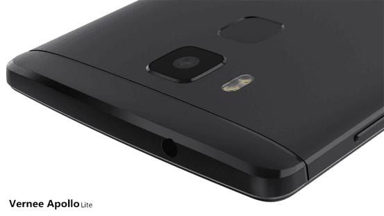 Nie lubicie srebrnych smartfonów? Vernee Apollo Lite z Helio X20 od teraz również w wariancie Space Grey 20