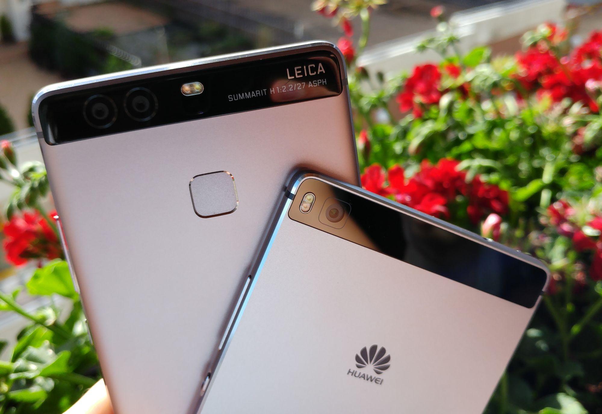 Tabletowo.pl Fotograficzne porównanie (z Budapesztem w tle): Huawei P9 vs Huawei P8 Android Huawei Porównania Smartfony