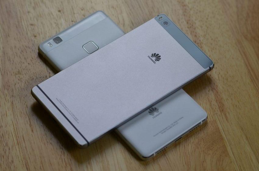 Tabletowo.pl Porównanie: Huawei P9 Lite vs Huawei P8 Android Huawei Porównania Smartfony