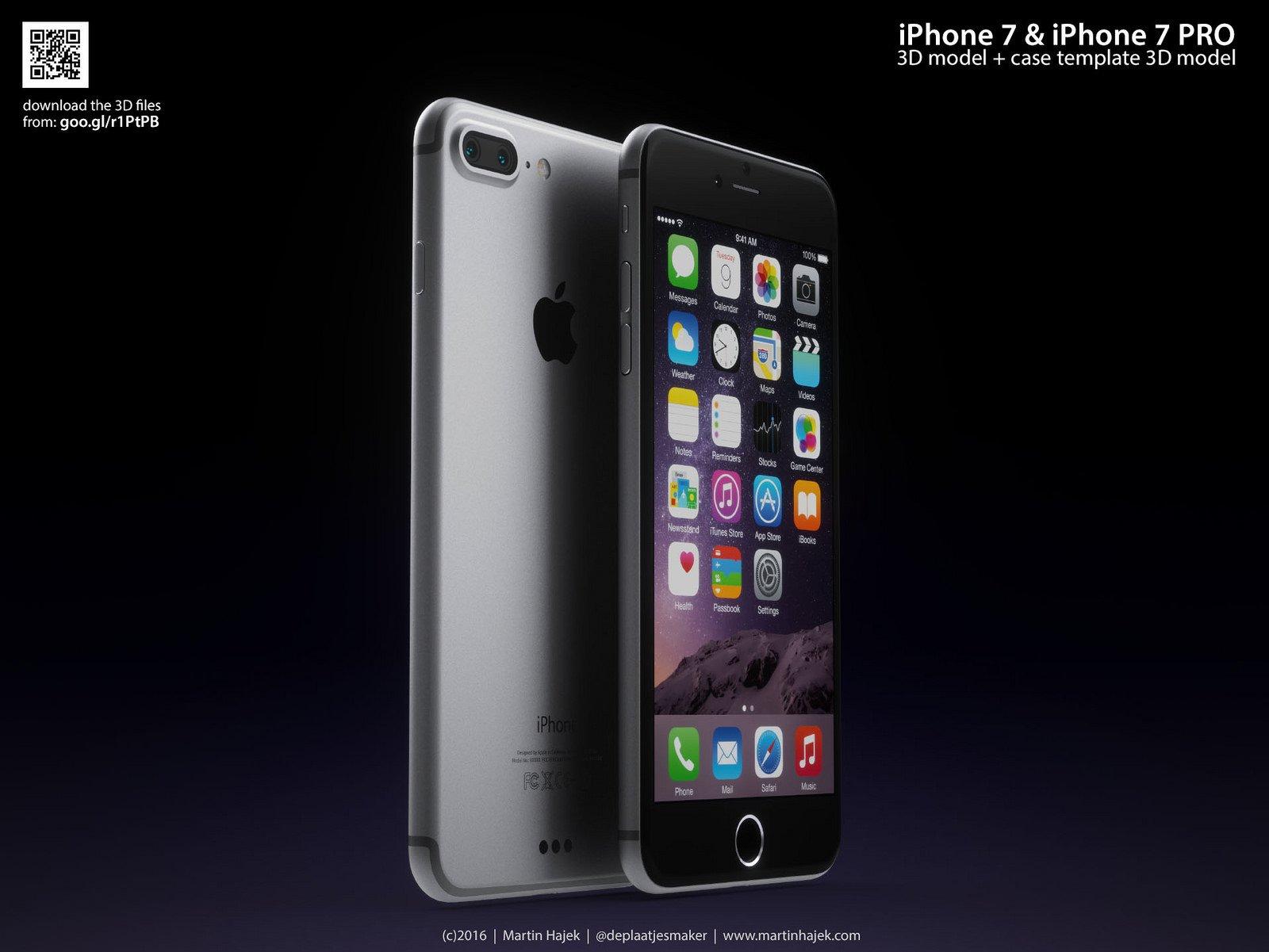 iPhone 7 Plus/Pro