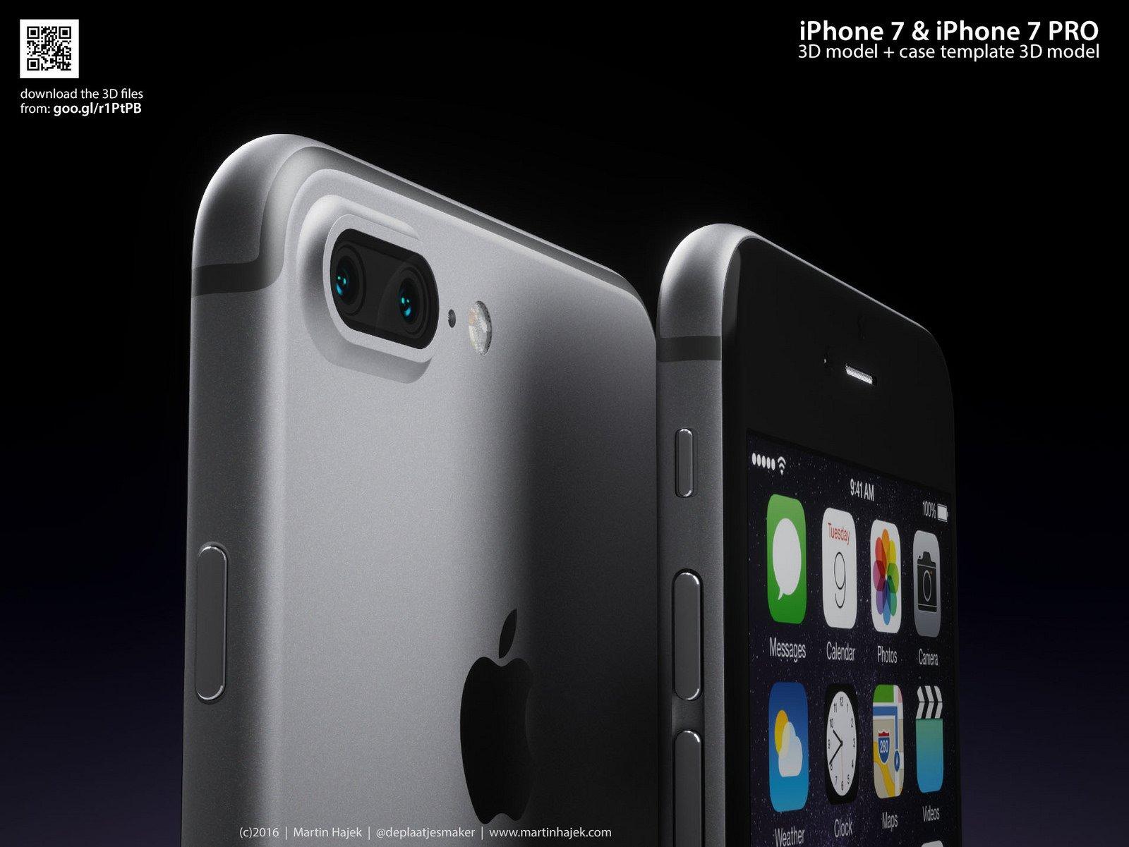 Tabletowo.pl Słuchawki to nie jedyne, co zniknie z iPhone'a 7 Apple Nowości Plotki / Przecieki Smartfony
