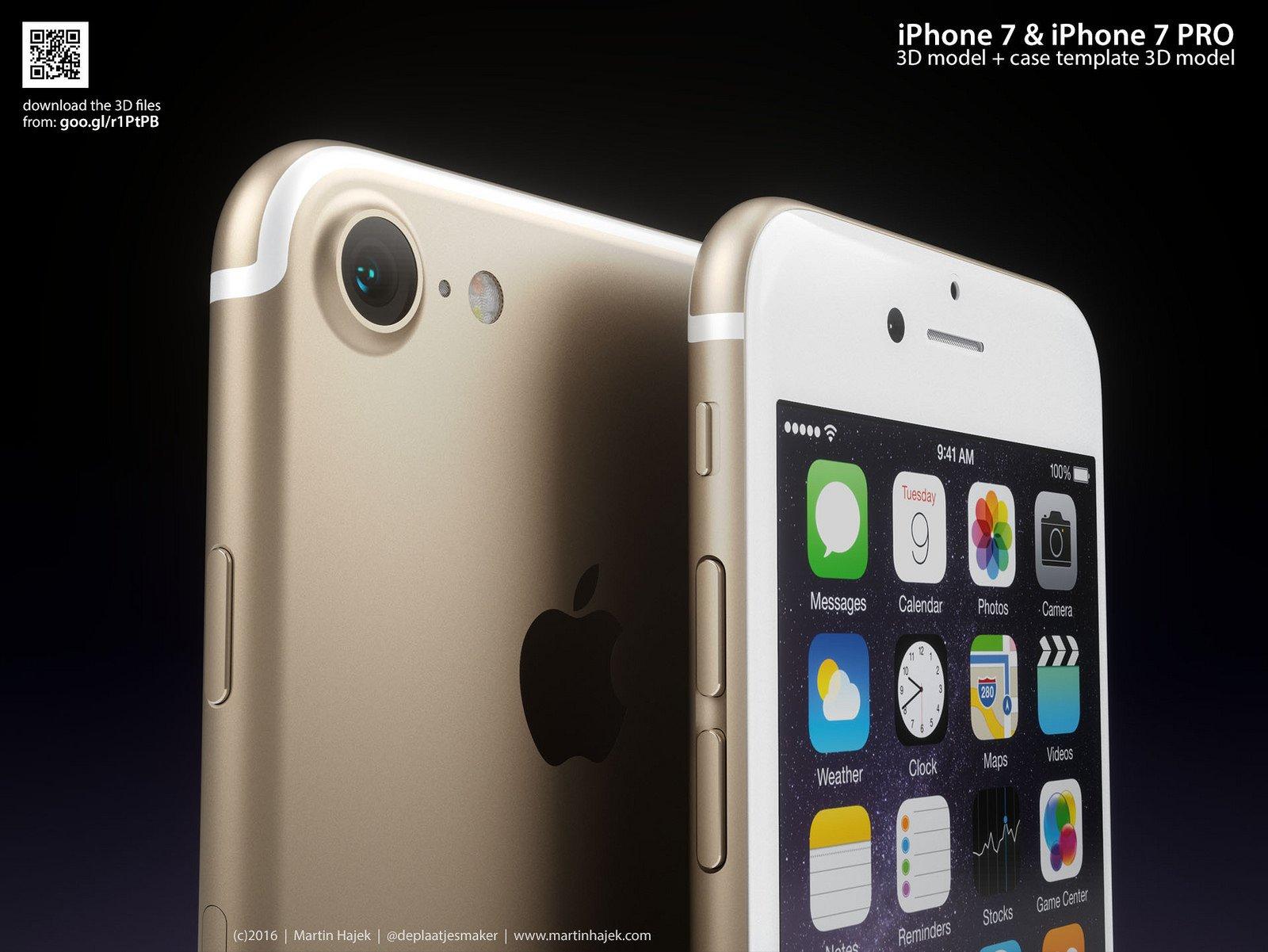 Tabletowo.pl Premiera iPhone'a 7 po 12 września? Apple Nowości Plotki / Przecieki Smartfony