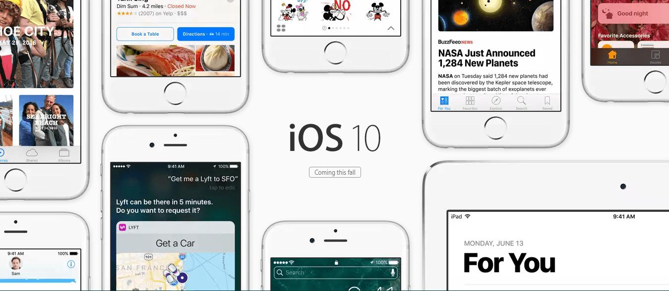 Tabletowo.pl Dlaczego jailbreak iOS 10 jest możliwy? Apple zapomniał zabezpieczyć system Aktualizacje Apple Nowości Oprogramowanie
