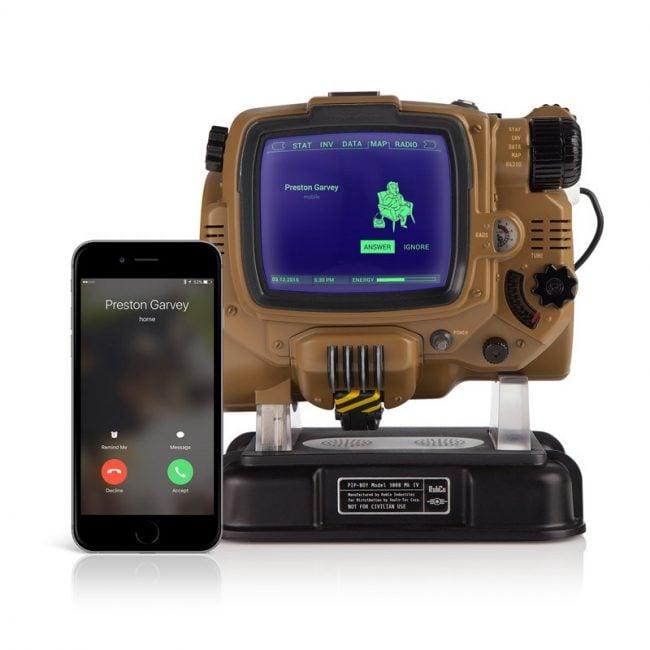 Tabletowo.pl Pip-Boy Deluxe Bluetooth Edition - smartwatch dla fanów Fallouta Ciekawostki Krótko Wearable