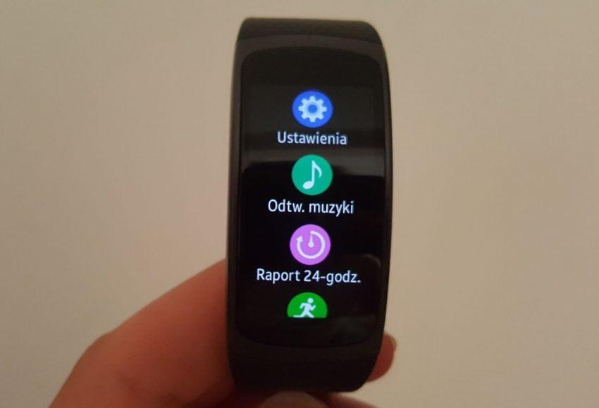 Recenzja Samsung Gear Fit 2. Opaski, która pomoże Ci być fit 46