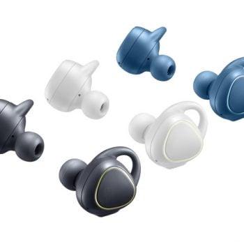 Tabletowo.pl Bezprzewodowe słuchawki dokanałowe od Samsunga - poznajcie Gear IconX Akcesoria Nowości Samsung