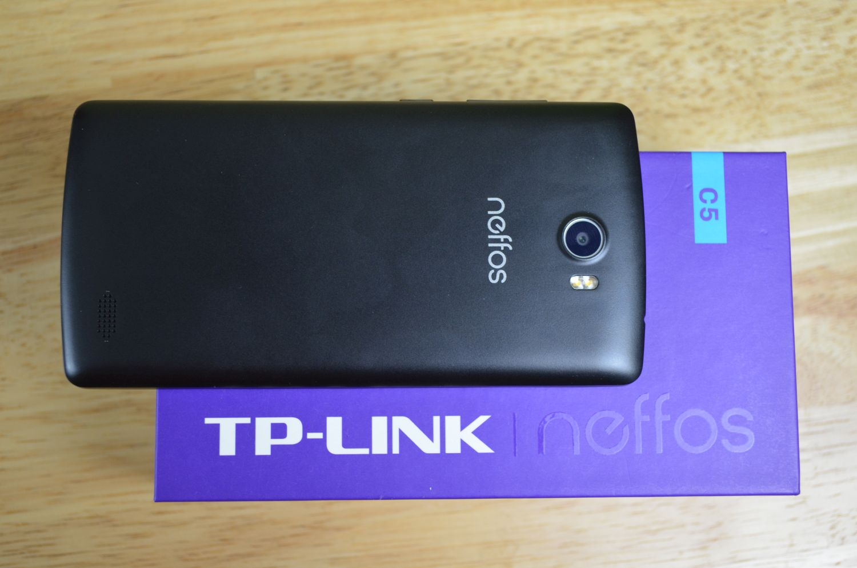 Recenzja TP-Link Neffos C5 17