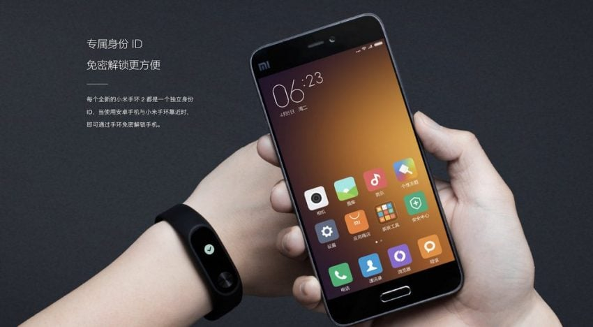 Tabletowo.pl Oto i ona - opaska Xiaomi Mi Band 2! Wciąż niska cena, mimo ekranu OLED Chińskie Wearable Xiaomi