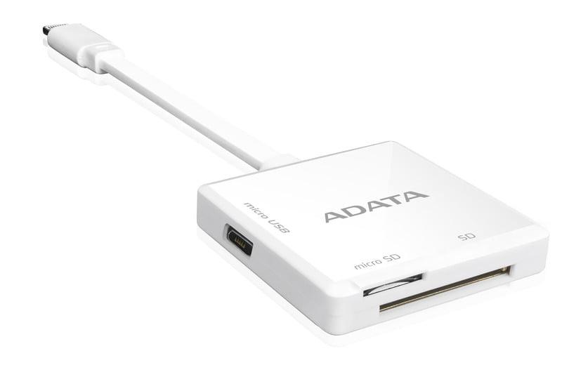 ADATA AI910, czyli najbardziej uniwersalny czytnik kart pamięci