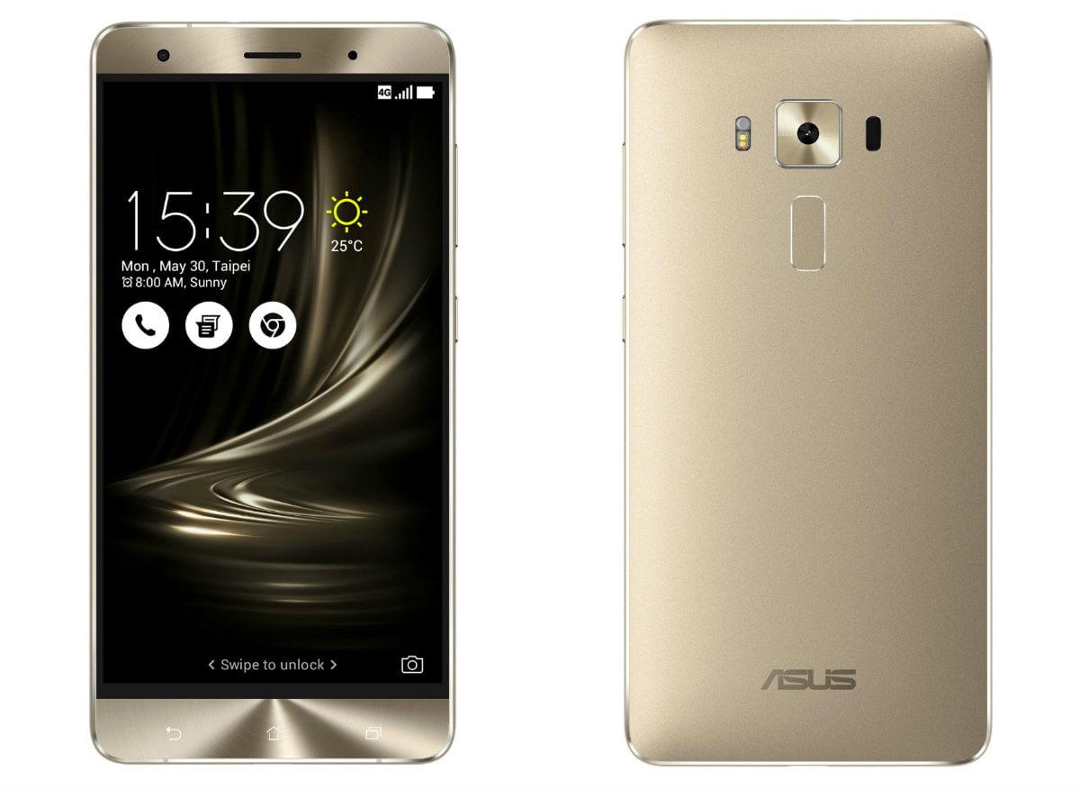 Tabletowo.pl Asus Zenfone 3 Deluxe - pierwszy smartfon ze Snapdragonem 821 Android Asus Nowości Smartfony
