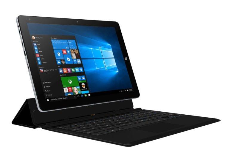 """Tabletowo.pl Chuwi Vi10 Plus - nowa, """"nietypowa"""" hybryda z Dual Boot Android Chińskie Hybrydy Tablety Windows"""
