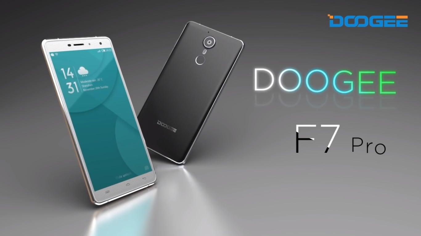 Doogee F7 Pro też doczeka się wersji z 6 GB RAM i 128 GB pamięci wewnętrznej 20