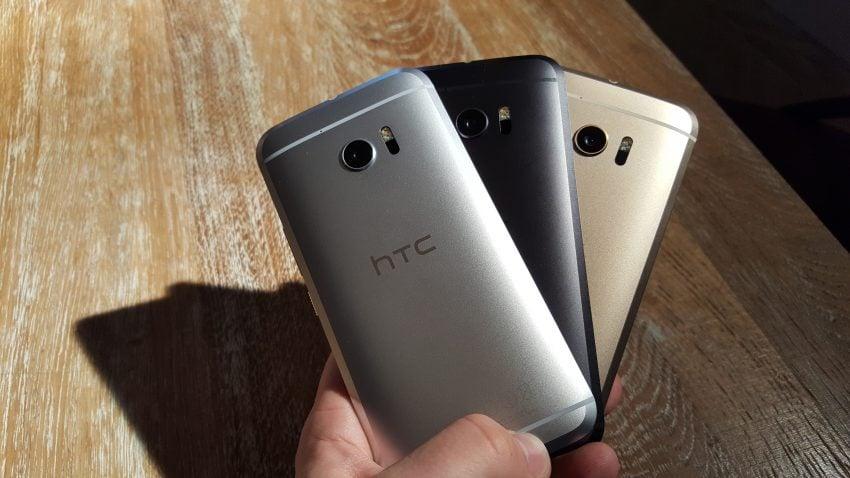 Tabletowo.pl HTC 10 z Androidem 7.0 Nougat już w listopadzie lub początkiem grudnia Android HTC Plotki / Przecieki Smartfony