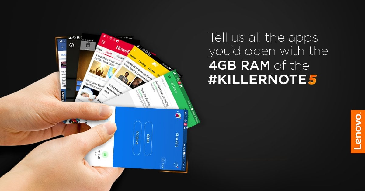 Lenovo K5 Note wkrótce również w wersji z 4 GB RAM 22