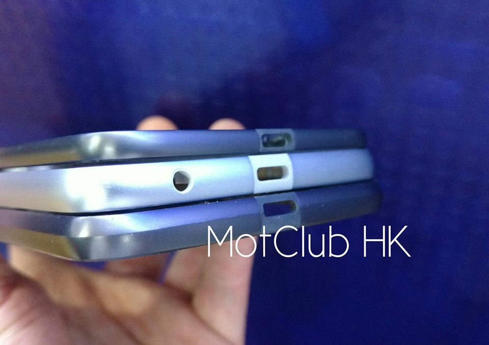 Lenovo Moto Z Play versus Moto Z Moto Z Force