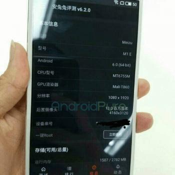Meizu, podobnie, jak Xiaomi, również wzbogaci swoje portfolio o nową serię 23