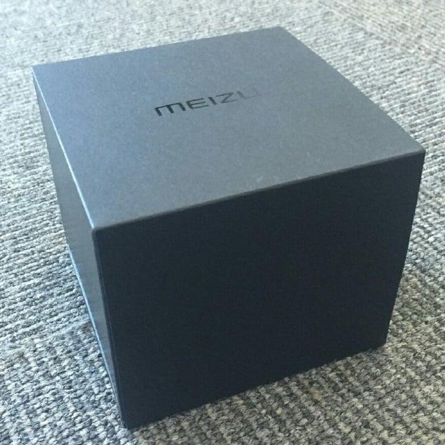 Meizu smartwatch box