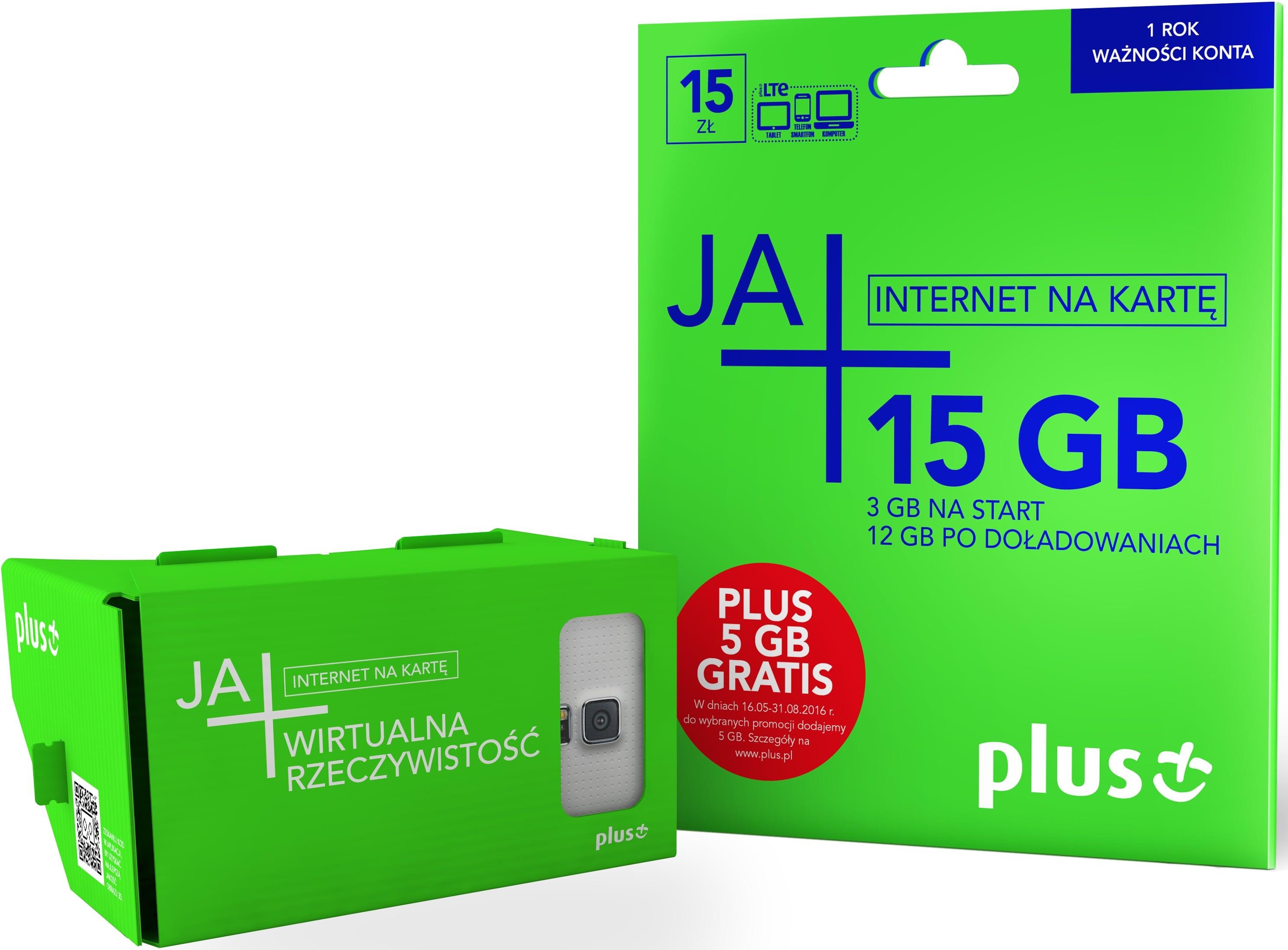 Kup starter Plusa za 15 złotych, a gogle VR dostaniesz gratis 23
