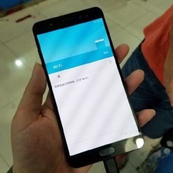 Tabletowo.pl Skaner tęczówki oka w Galaxy Note 7 będzie miał pewne ograniczenia Android Plotki / Przecieki Samsung Smartfony
