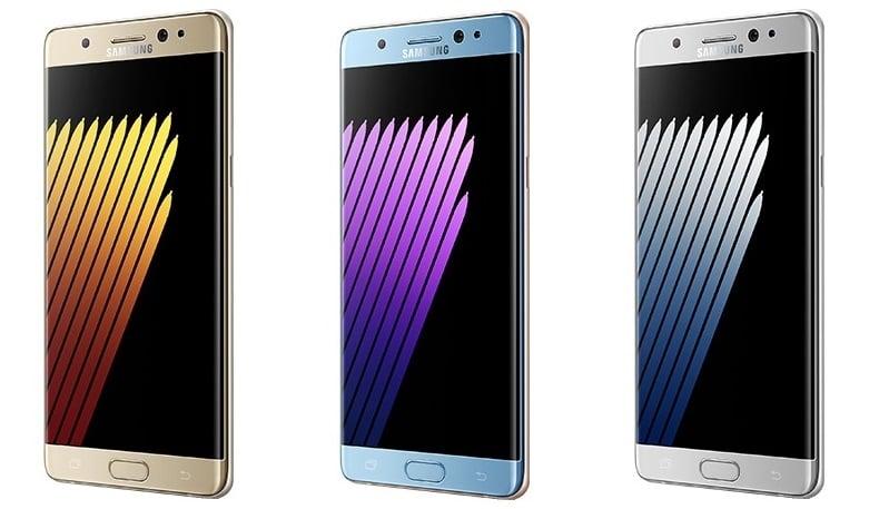 Tabletowo.pl Samsung odłączy od sieci mobilnej posiadaczy Galaxy Note 7 w Australii Ciekawostki Samsung Smartfony