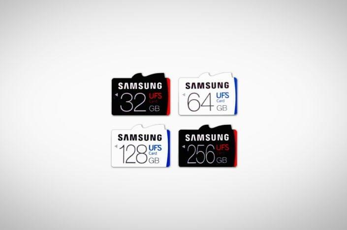 Samsung UFS 1.0, czyli karty microSD szybkie jak dyski SSD
