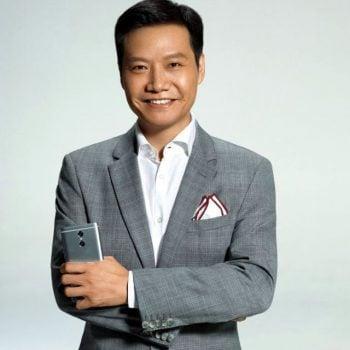Xiaomi Redmi Pro Lei Jun