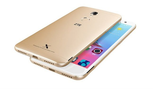 Tabletowo.pl ZTE Small Fresh 4 - ładny i przyzwoicie wyposażony średniak w bardzo atrakcyjnej cenie Android Nowości Smartfony ZTE