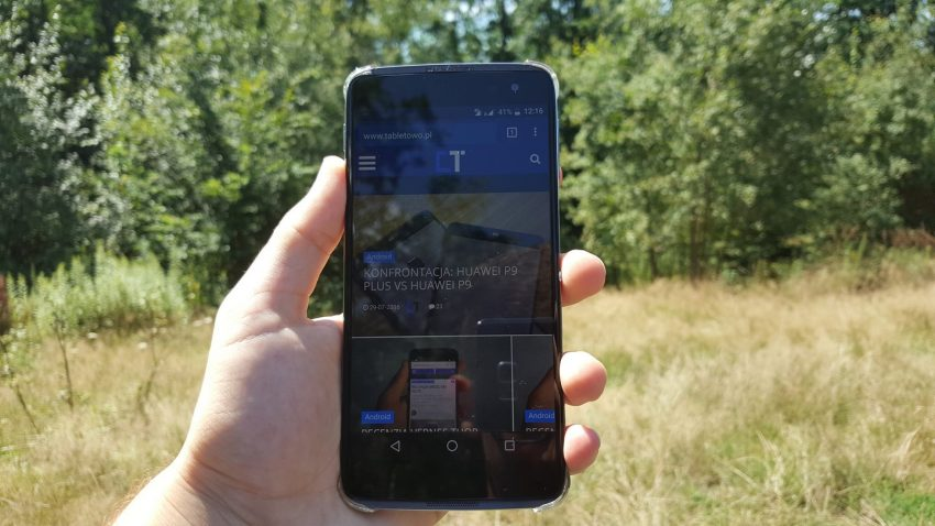 Tabletowo.pl Recenzja Alcatel Idol 4S Alcatel Android Recenzje Smartfony