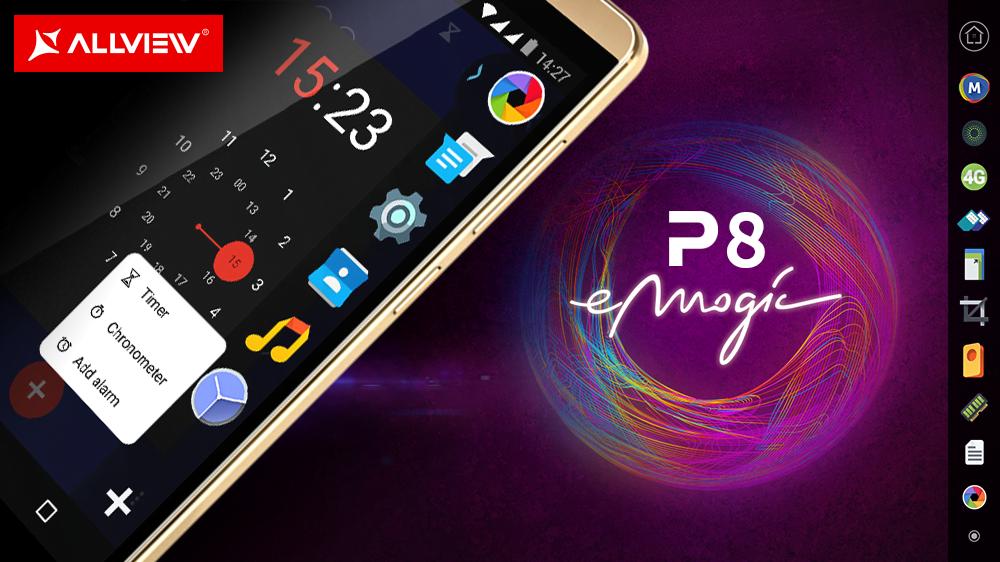 allview-P8-eMagic