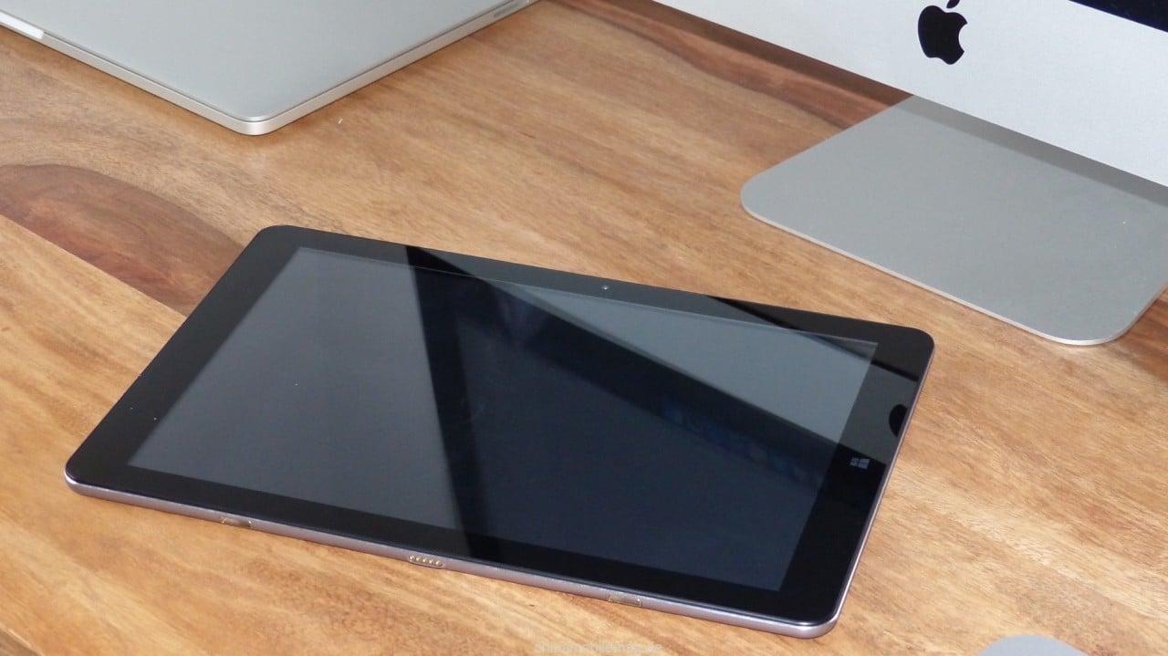 """Tabletowo.pl Chuwi H12 z dwoma systemami, ekranem 12"""" i akumulatorem 11000 mAh trafił do Polski Android Chińskie Hybrydy Tablety Windows"""