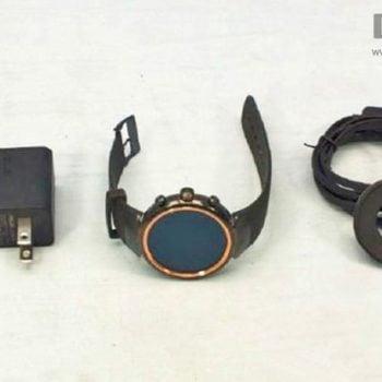 Tabletowo.pl Asus przez przypadek potwierdził wygląd ZenWatch 3 Android Asus Plotki / Przecieki Wearable