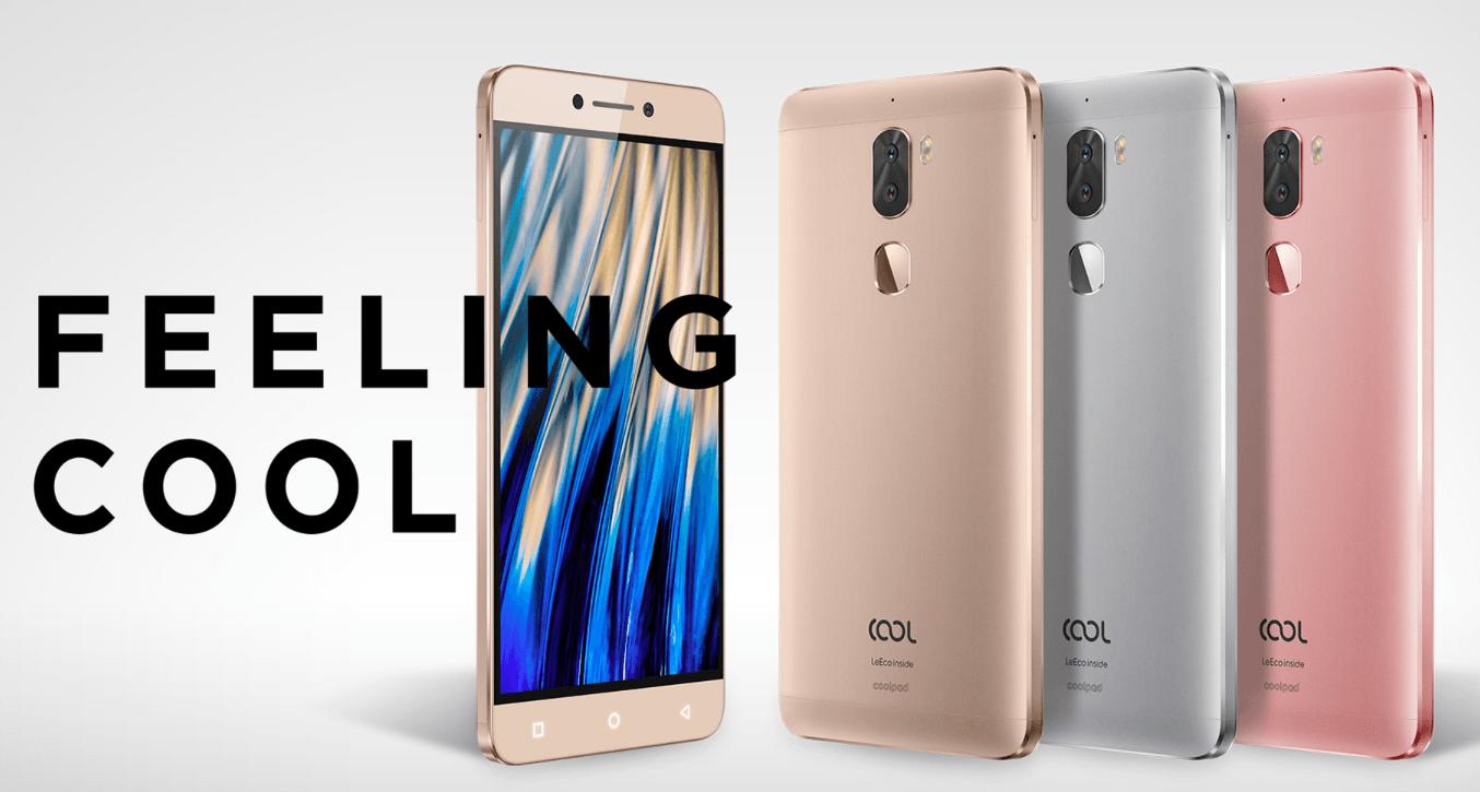 Coolpad i LeEco zaprezentowały pierwszy wspólny smartfon - Cool1 20