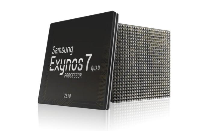 Tabletowo.pl Samsung Exynos 7570 - nowy chip dla najniższej półki Ciekawostki