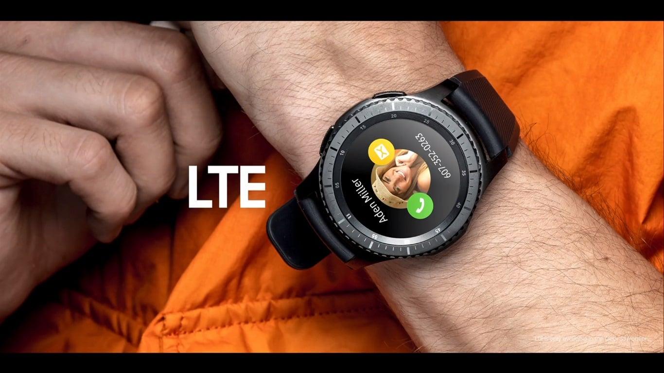 Gear S3 LTE