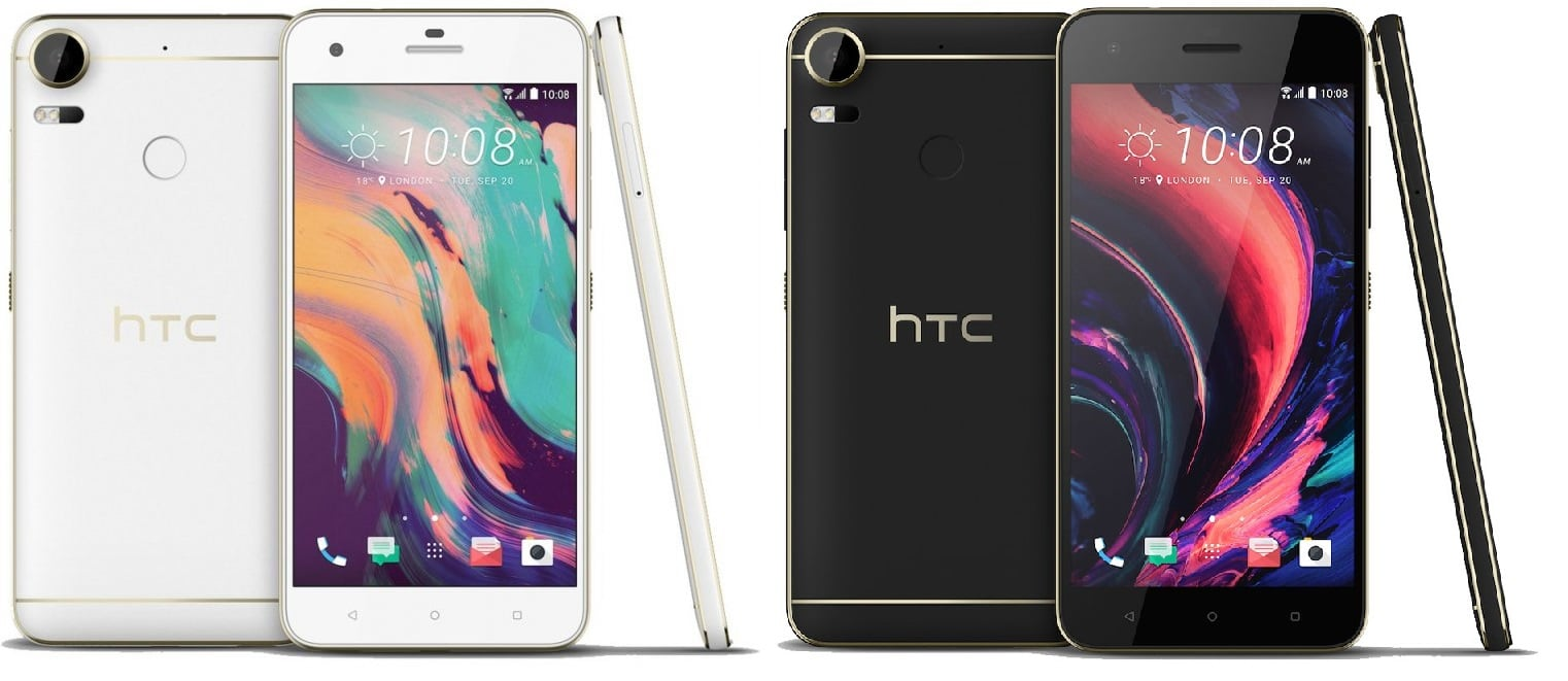 Nowy smartfon HTC już 20 września 17