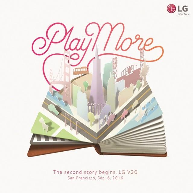 LG V20 zapowiedź