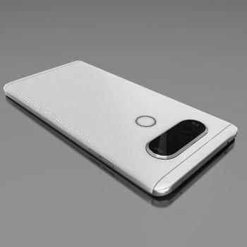 Tabletowo.pl Pierwsze rendery LG V20. Jest duża inspiracja LG G5 Android LG Smartfony