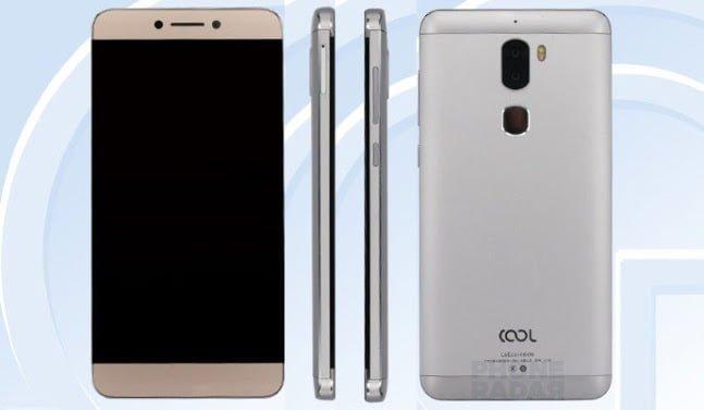 Cool 1 - pierwszy wspólny smartfon LeEco i Coolpad