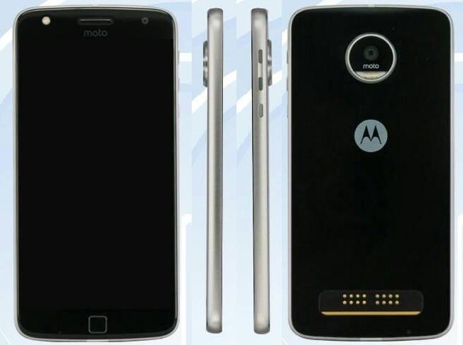 Tabletowo.pl Tak dokładnie będzie wyglądać Lenovo Moto Z Play Android Lenovo Motorola Smartfony