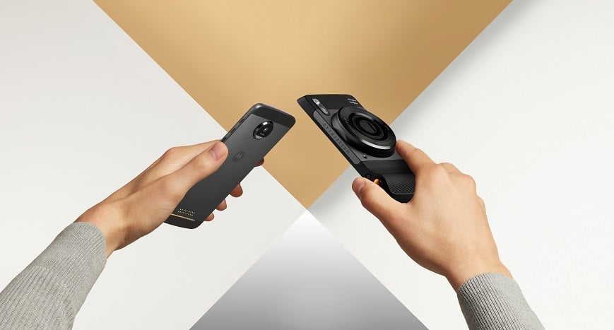 Lenovo zaprezentowało Moto Z Play i kolejny MotoMod: Hasselblad True Zoom