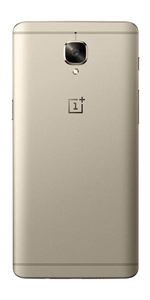 OnePlus 3 (Soft Gold)