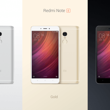 Xiaomi Redmi Note 4 oficjalnie - 10 rdzeni i ponad 2 miliony pikseli w jednej drużynie