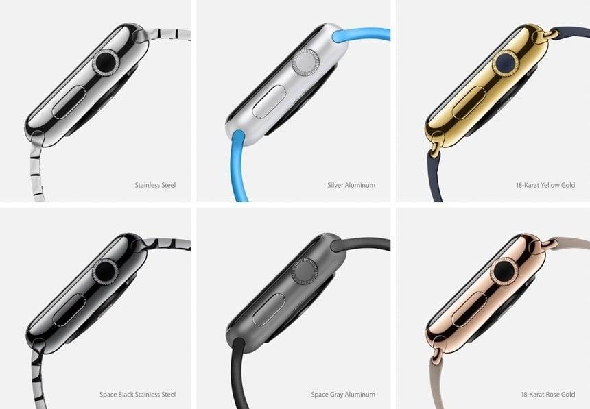 Tabletowo.pl Większa bateria w nowym Apple Watch 2 Apple Ciekawostki Nowości Plotki / Przecieki Wearable