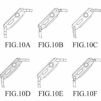 Samsung Apple Watch patent patenty 2
