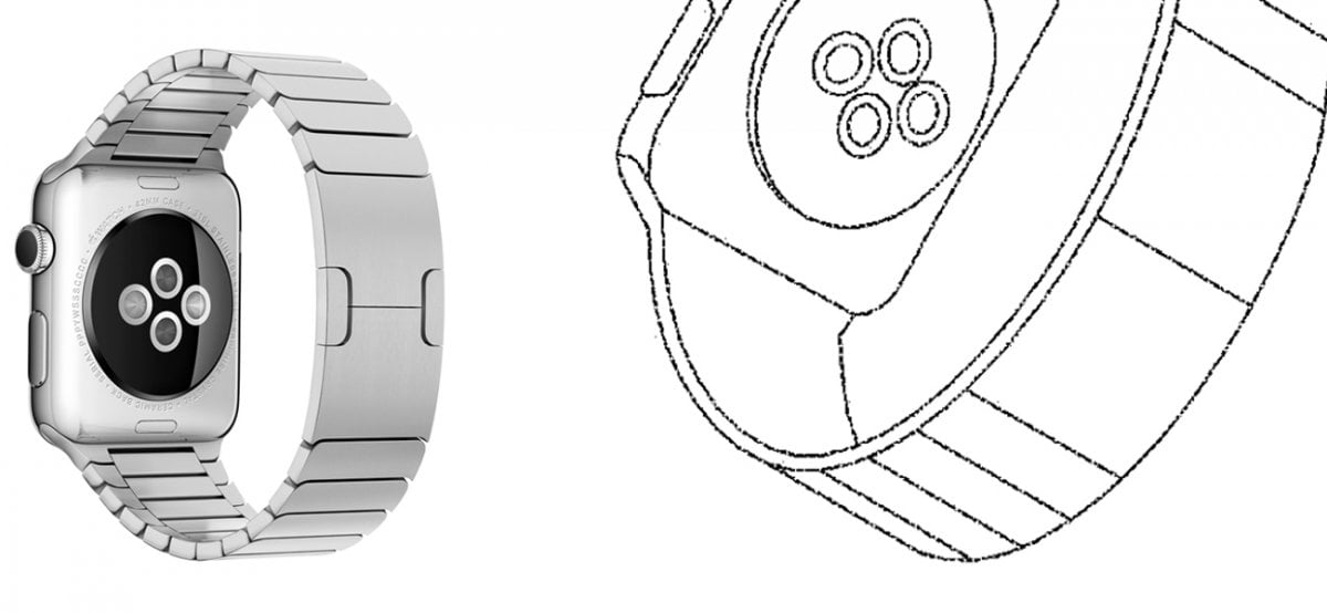 Samsung Apple Watch patent patenty 4