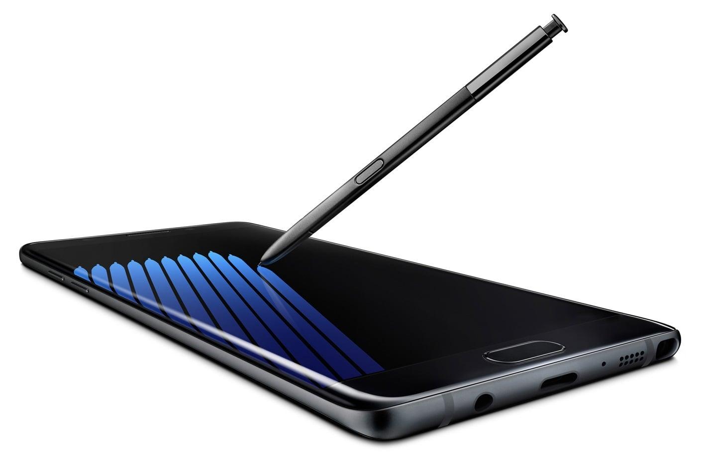 Galaxy Note 7 bez logo Samsunga