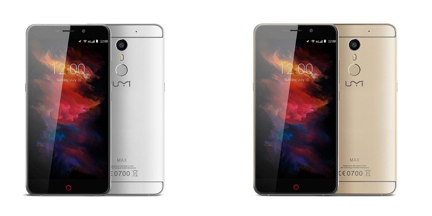 """Tabletowo.pl UMi wyjaśnia, dlaczego UMi Max jest """"Max"""" Android Chińskie Ciekawostki Smartfony"""