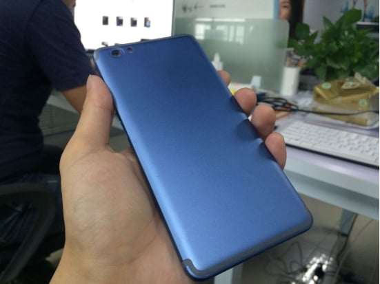 Vernee Mars, tak samo, jak iPhone 7, również ma być dostępny w niebieskiej wersji kolorystycznej 26